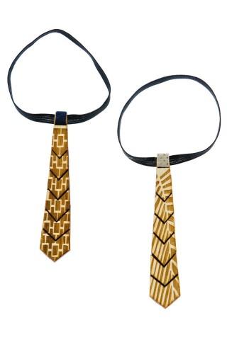 Ξύλινη γραββάτα
