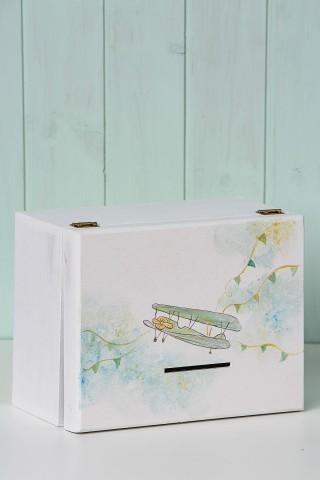 Κουτί ευχών ελικοπτεράκι