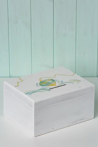 Κουτί ευχών παιδική σβούρα